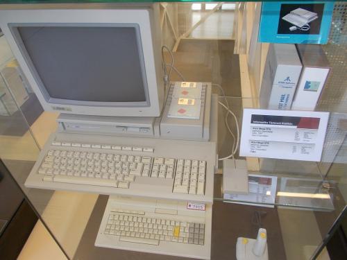 Atari számítógép.